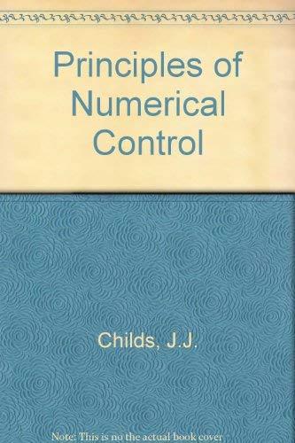 9780831110512: Principles of Numerical Control