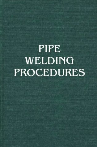 9780831111007: Pipe Welding Procedures