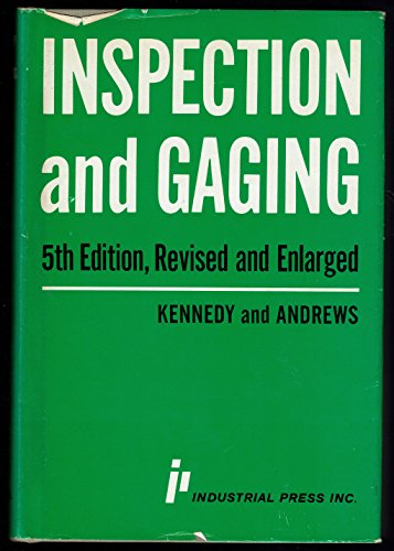Inspection and Gaging: Deirdre Kennedy