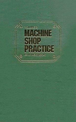 9780831111267: Machine Shop Practice