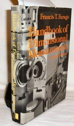 9780831111366: Handbook of Dimensional Measurement