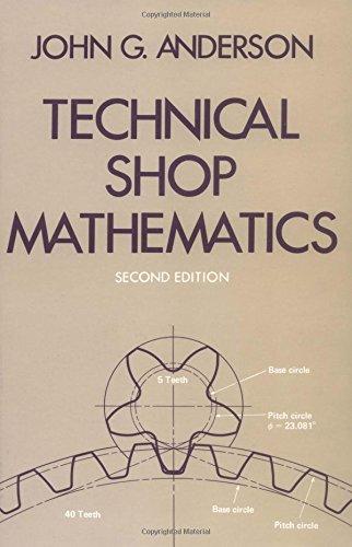 9780831111458: Technical Shop Mathematics