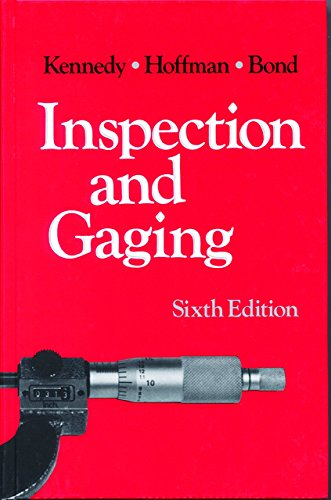 Inspection and Gaging: Clifford Kennedy