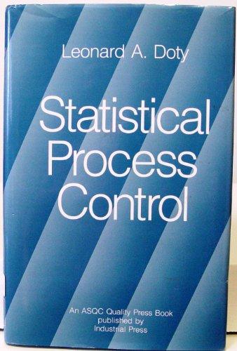 9780831120009: Statistical Process Control