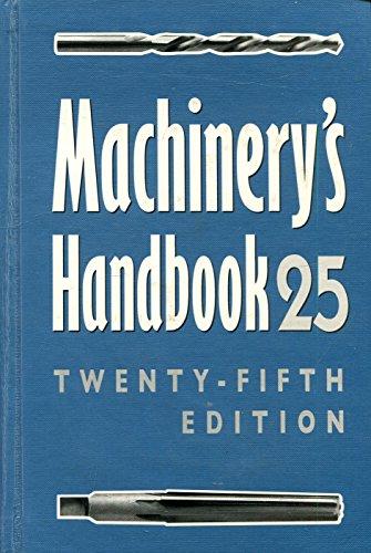 9780831124243: Machinery's Handbook (Thumb Indexed)