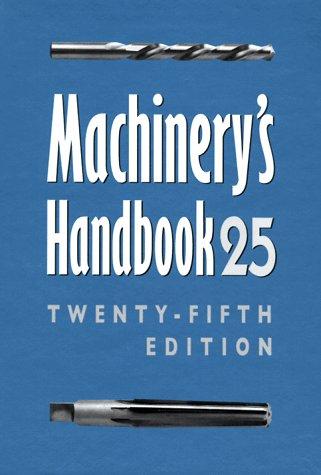 9780831125950: Machinery's Handbook