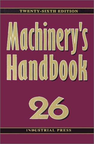 9780831126254: Machinery's Handbook
