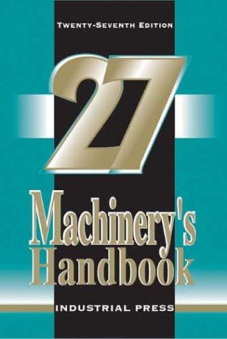 9780831127008: Machinery's Handbook, 27th Edition (Toolbox Edition)