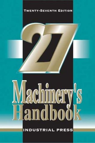 9780831127114: Machinery's Handbook (Machinery's Handbook (Large Print))
