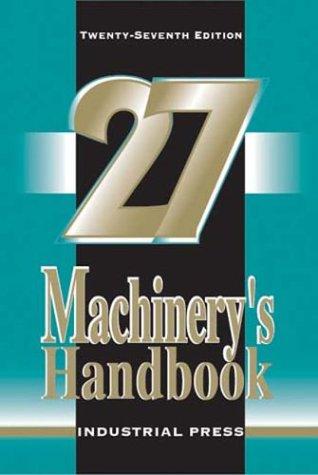 9780831127114: Machinery's Handbook (Machinery's Handbook (Large Print))