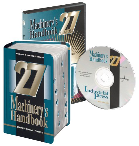 9780831127275: Machinery's Handbook (Machinery's Handbook (W/CD))