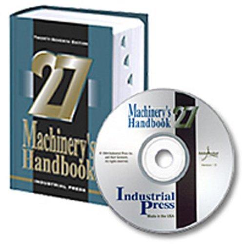 9780831127374: Machinery's Handbook (Machinery's Handbook (Large Print W/CD))