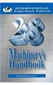 9780831128036: Machinery Handbook 28 (Paperback)