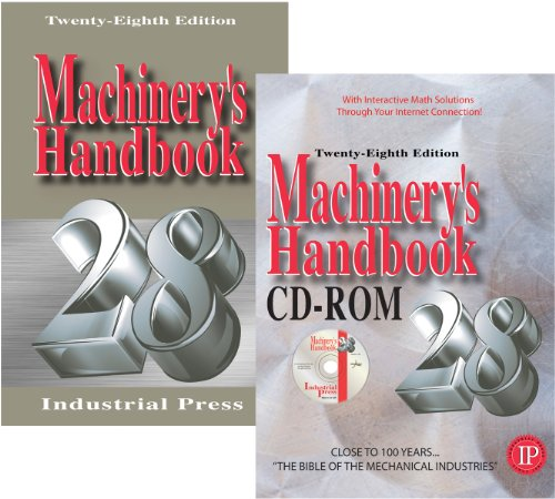 9780831128388: Machinery's Handbook Large Print & CD Combo