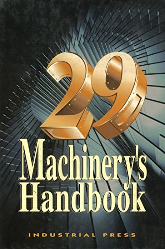 9780831129019: Machinery's Handbook 29th Edition - Large Print (Machinery's Handbook (Large Print))