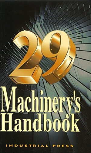 9780831129040: Machinery's Handbook 29th Edition Toolbox and CD-ROM Combo (Machinery's Handbook (W/CD))