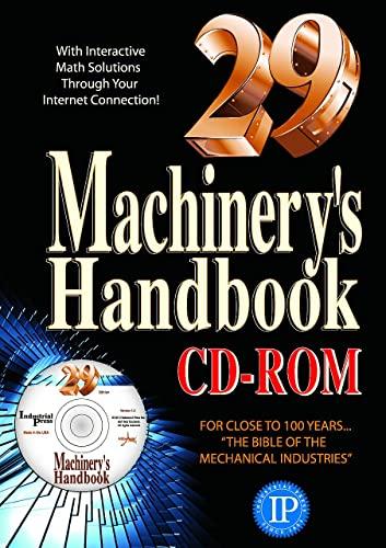 9780831129057: Machinery's Handbook