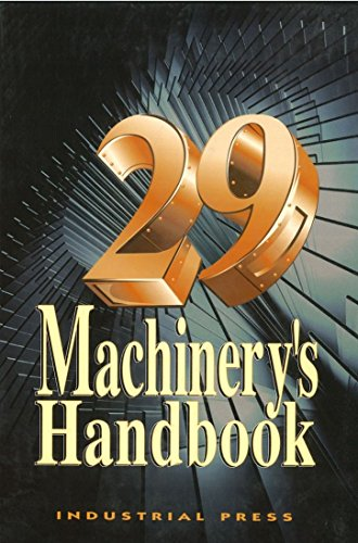 9780831129057: Machinery's Handbook 29th Edition Larger Print and CD-ROM Combo