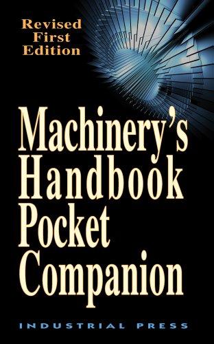 9780831129118: Machinery's Handbook Pocket Companion