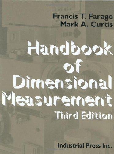 9780831130534: Handbook of Dimensional Measurement