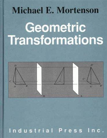 9780831130572: Geometric Transformations