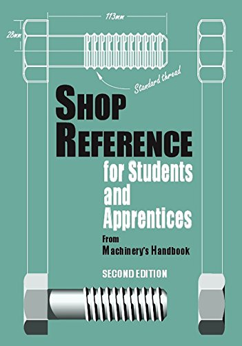 9780831130794: Shop Reference for Students & Apprentices
