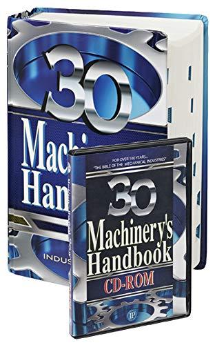 Machinery's Handbook, Toolbox & CD-ROM Set: Erik Oberg