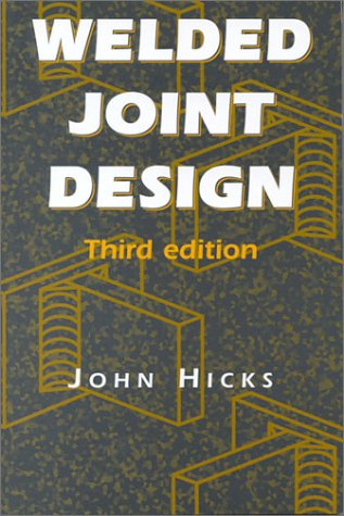 9780831131302: Welded Joint Design