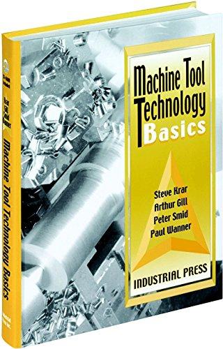 9780831131340: Machine Tool Technology Basics