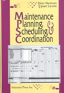 9780831131432: Maintenance Planning, Scheduling and Coordination
