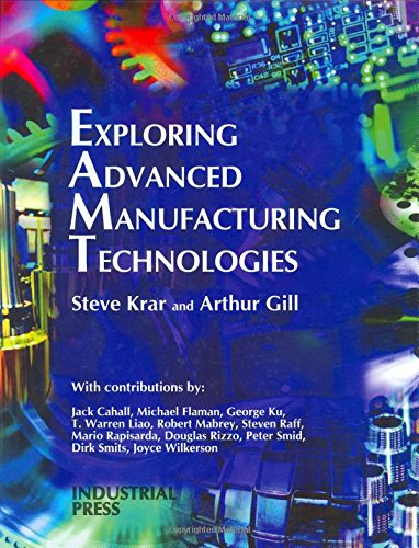 9780831131500: Exploring Advanced Manufacturing Technologies