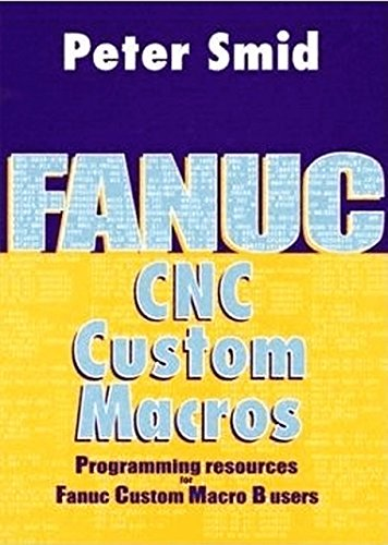 Fanuc CNC Custom Macros: Programming Resources For Fanuc Custom Macros B Users (Hardback): Peter ...