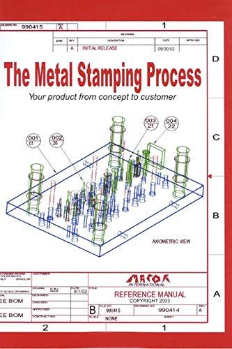 9780831131647: Metal Stamping Process