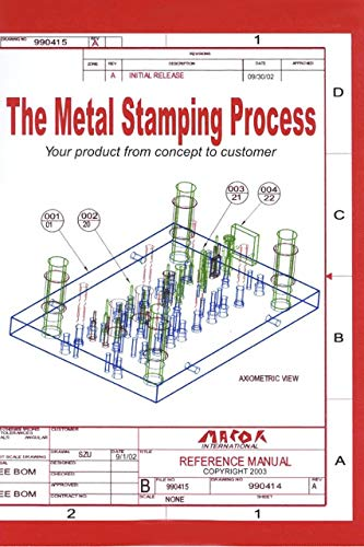 9780831131647: The Metal Stamping Process: Your Product from Concept to Customer