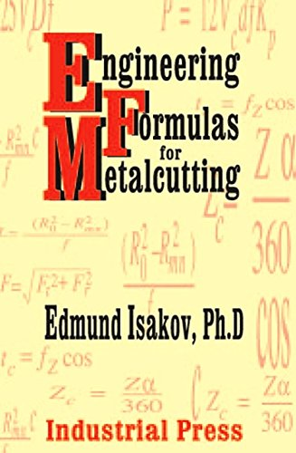 9780831131746: Engineering Formulas for Metalcutting