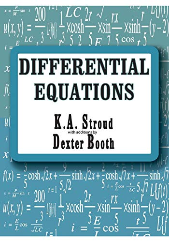 9780831131876: Differential Equations
