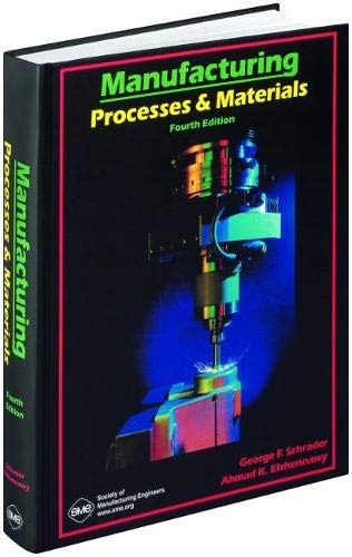 9780831132026: Manufacturing Processes and Materials