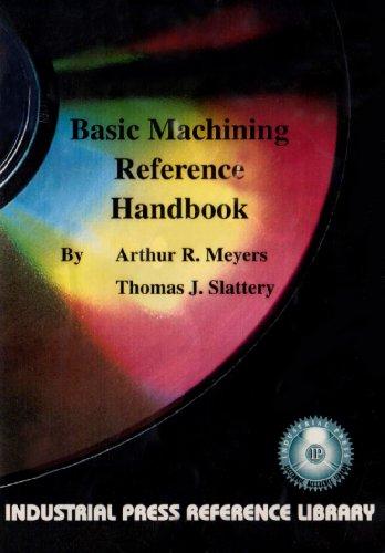 9780831132095: Basic Machining Reference Handbook