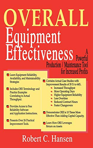9780831132262: Overall Equipment Effectiveness