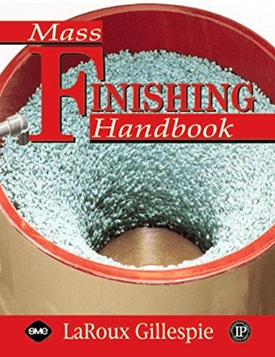 9780831132576: Mass Finishing Handbook
