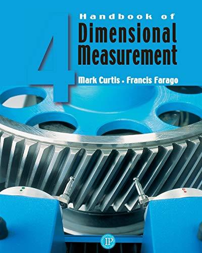 9780831132620: Handbook of Dimensional Measurement
