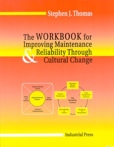 9780831132767: Workbook for Improving Maintenance and Reliability Through Cultural Change Workbook