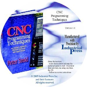 9780831133061: CNC Programming Techniques (Industrial Press Electronic Reference Library)