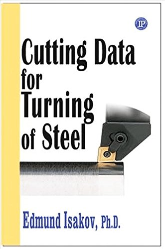 9780831133146: Cutting Data for Turning of Steel