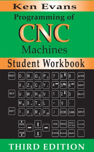 9780831133177: Student Workbook for Programming of CNC Machines, Second edition