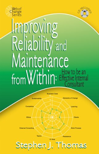 9780831133320: Improving Reliability & Maintenance from Within: How to be an Effective Internal Consultant