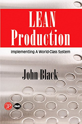 9780831133511: Lean Production: Implementing a World Class System