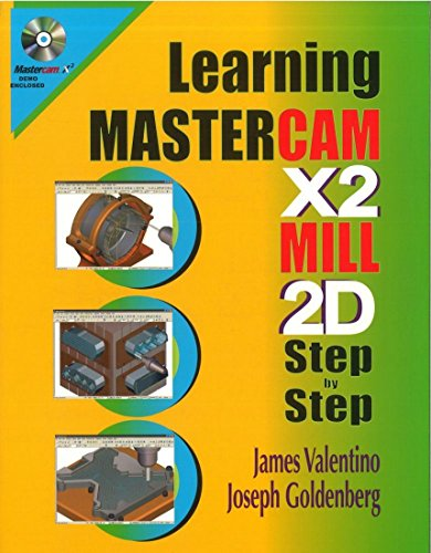 9780831133535: Learning Mastercam X2 Mill 2D Step by Step