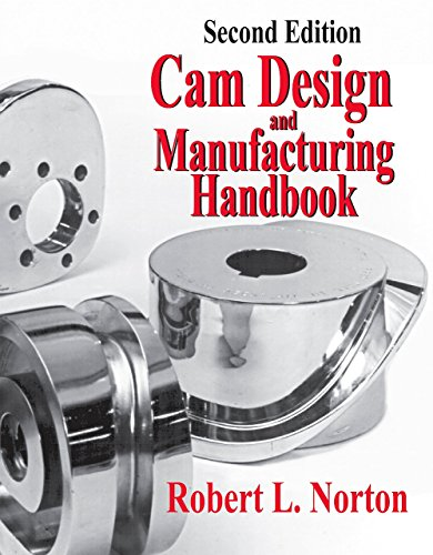 9780831133672: Cam Design and Manufacturing Handbook, 2nd Ed.