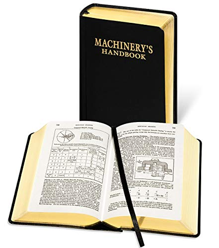 Machinery's Handbook Collector's Edition: 1914 First Edition: Erik Oberg